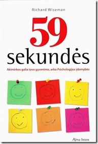 knyga 59 sekundės