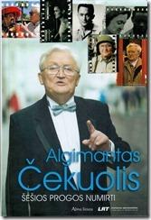 Algimantas Čekuolis. Šešios progos numirti