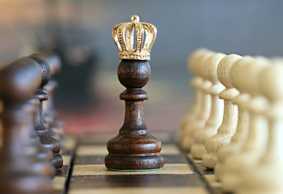 Šachmatai, karalius
