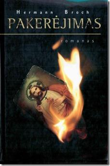 Knyga. Hermann Brock Pakerėjimas