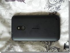 Nokia Lumia 620 nugara