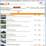 Skelbimų gaudyklė Audi A4