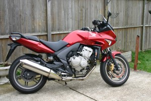 Honda CBF600S 2008