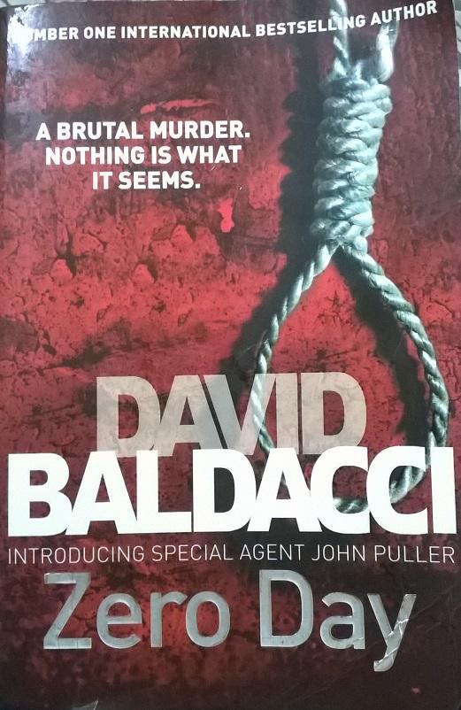 David Baldacci Knyga Zero Day (John Puller #1)