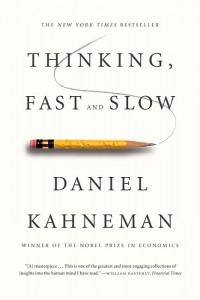 "Daniel Kahneman knyga ""Thinking, Fast and Slow"""