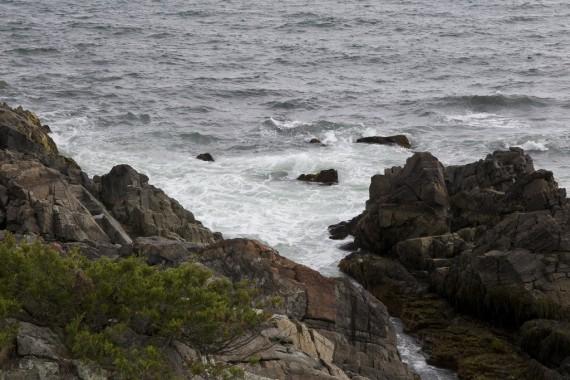 nature rocks water
