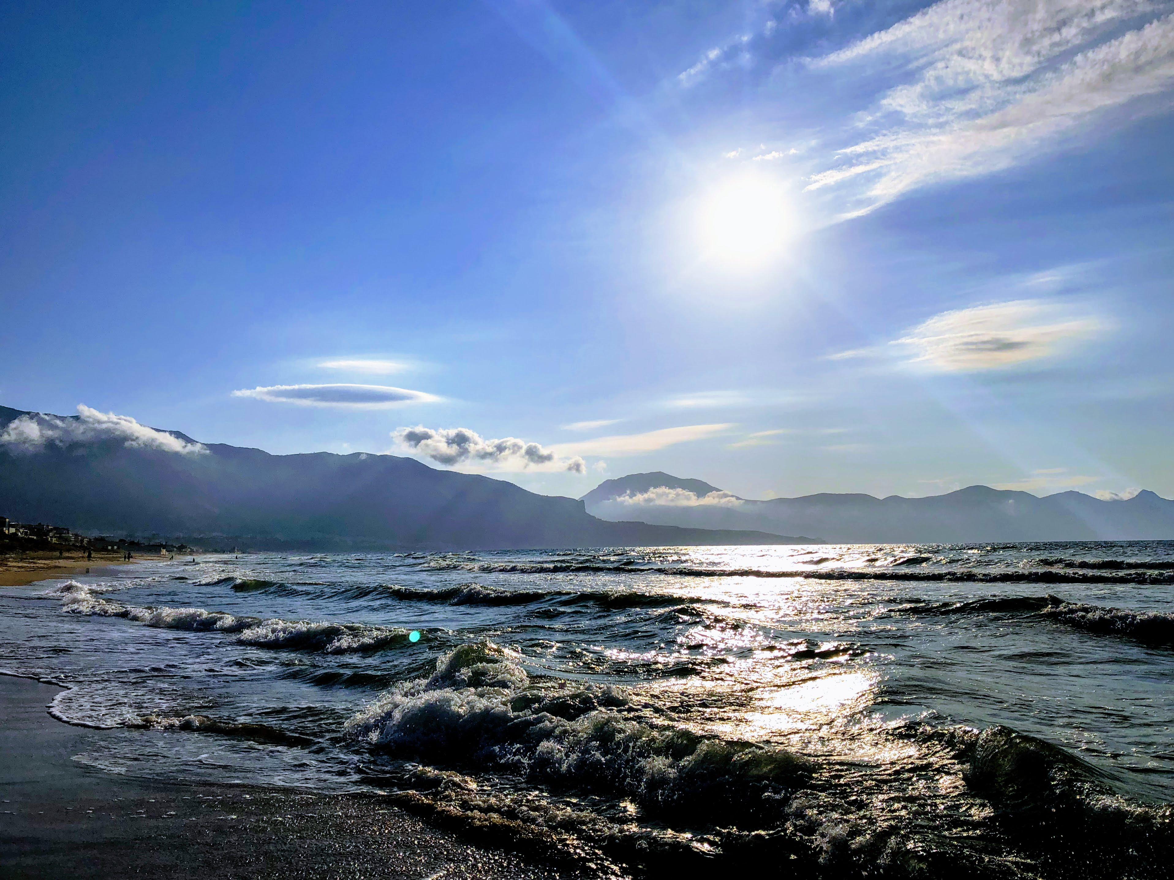 Bangos Paplūdimyje
