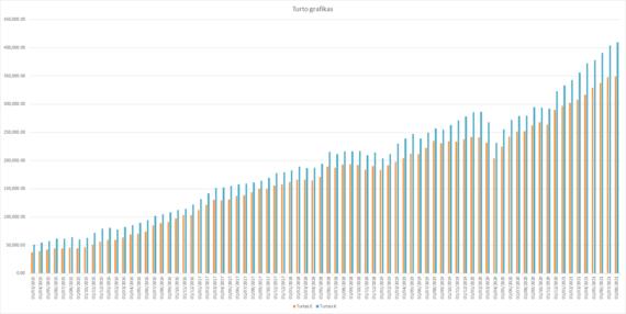 Turto grafikas 2021-08-01